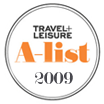 A-List of travel 2009