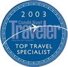 A-List of travel 2003